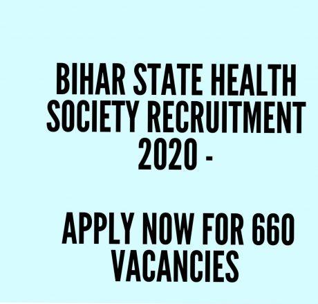 Bihar-State-Health-Recruitment-2020