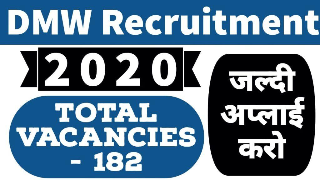 DMW Recruitment 2020