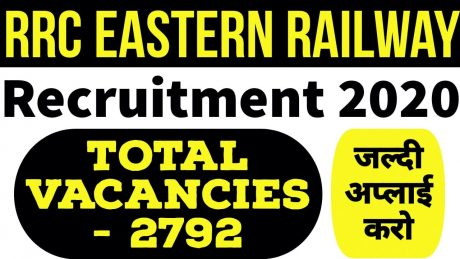 Eastern Railway Recruitment